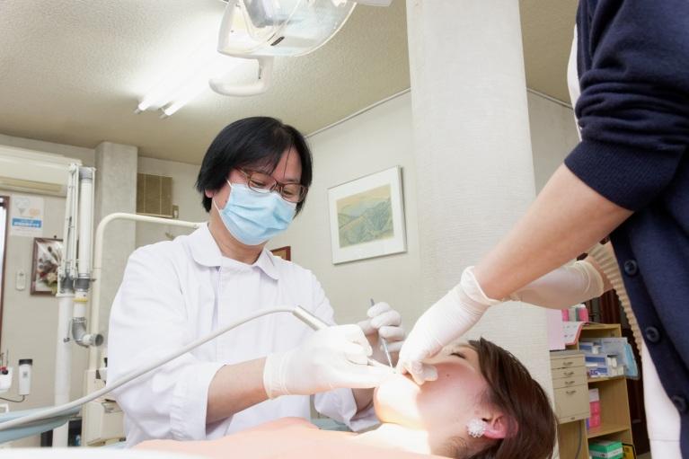 虫歯治療とは