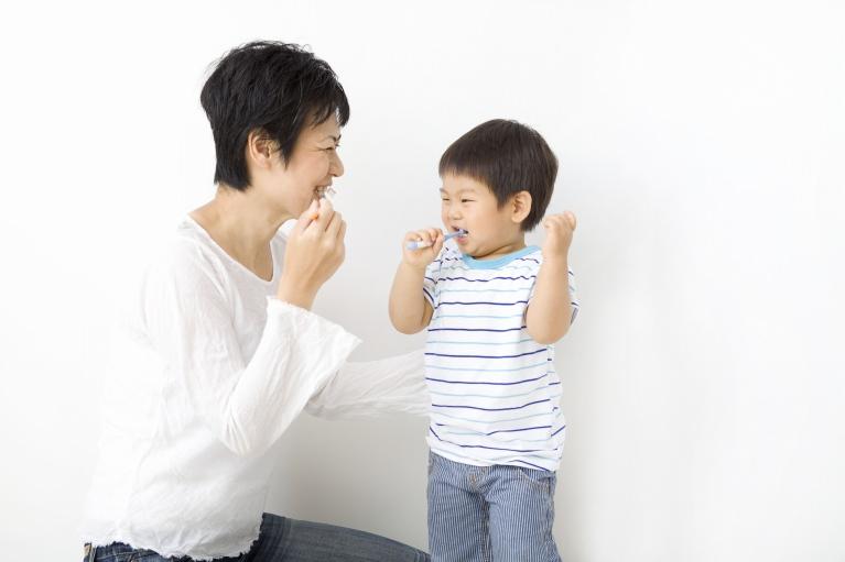 歯磨きの習慣化がお子様を救う