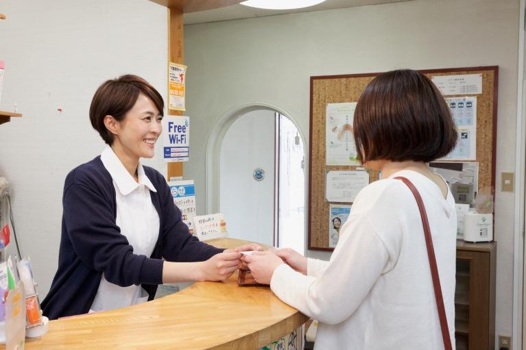 お財布に優しい保険内治療が中心