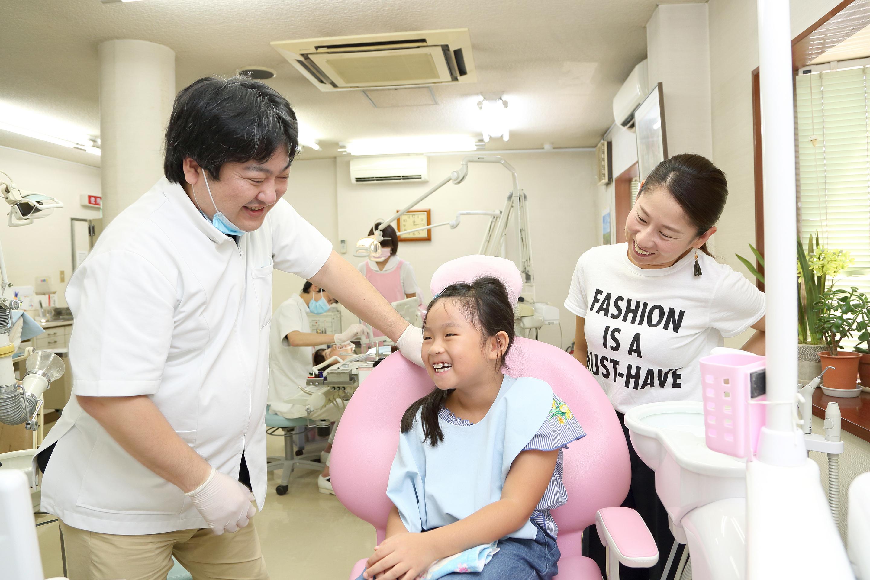 虫歯の治療について